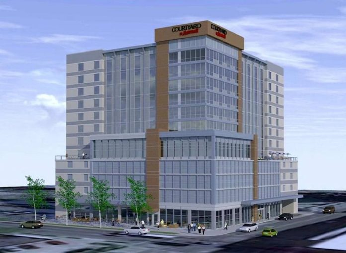 ... 12-story McDowell St. project | North Carolina Construction News